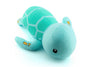 organic cotton stuffed animal sea turtle BE LOVE kids