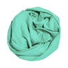 baby swaddle blanket green BE LOVE kids