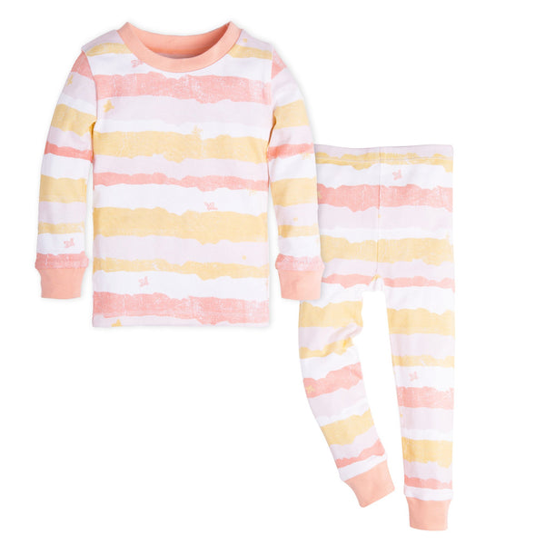 organic cotton toddler pajamas BE LOVE kids