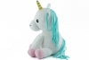 organic cotton stuffed animal unicorn