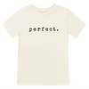 Perfect organic cotton tee BE LOVE kids
