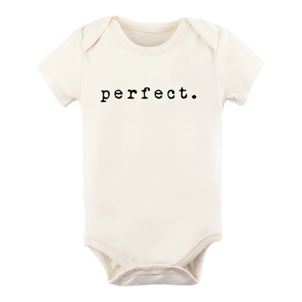 organic cotton perfect baby bodysuit BE LOVE kids
