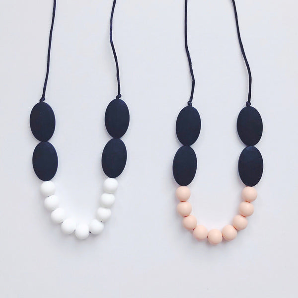 mama teething necklaces non toxic BE LOVE kids