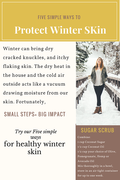 5 ways to protect your winter skin