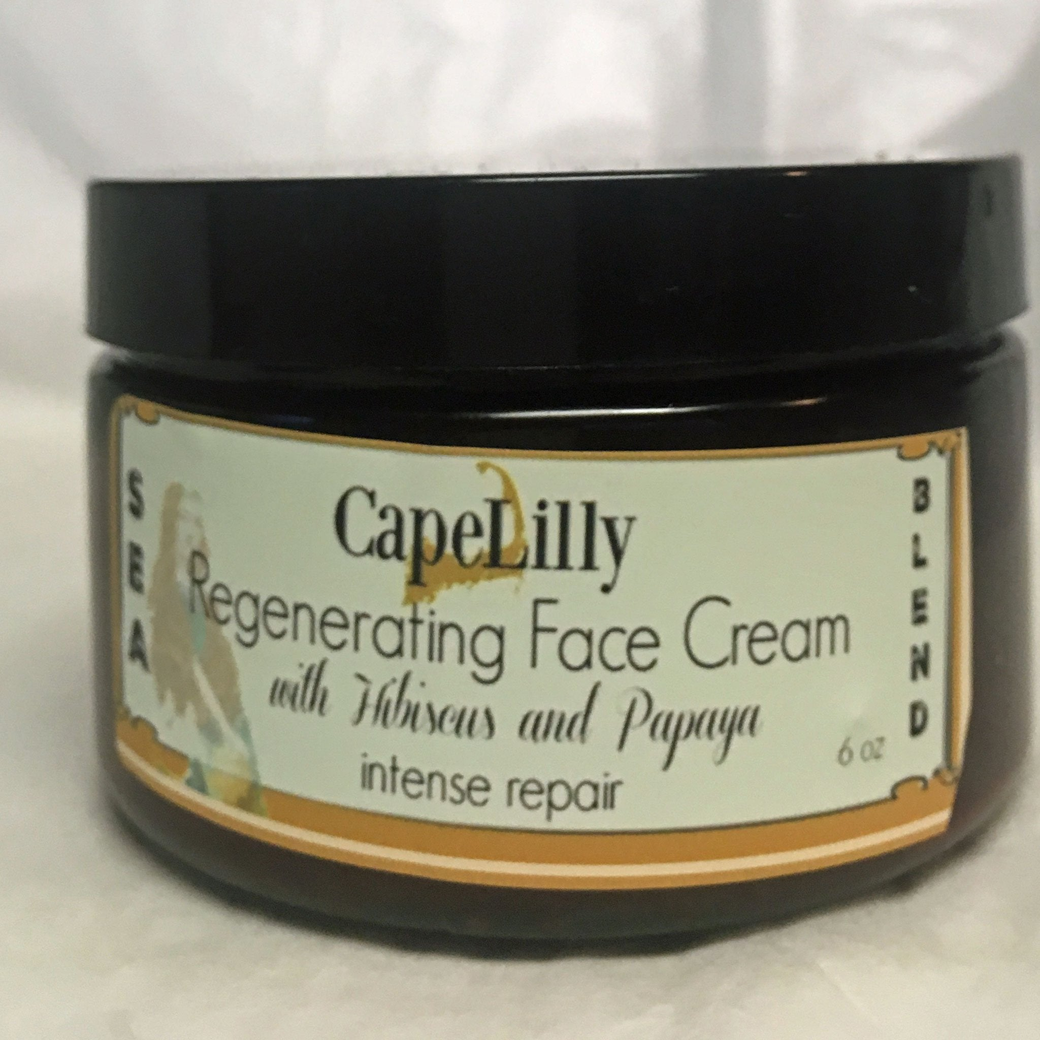 Regenerating Face Cream with Papaya extract