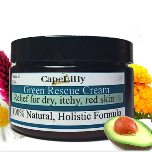 Eczema balm. Expose your skin, not your eczema!