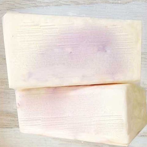 Lavender sea salt soap