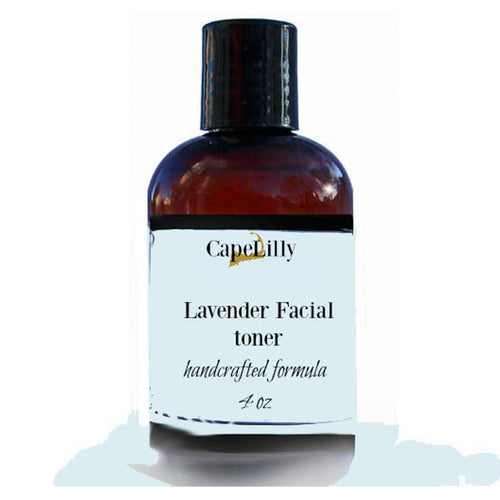 Lavender Facial Toner with, tone and prime