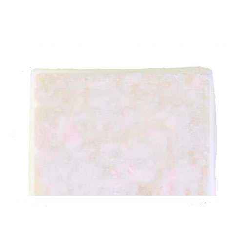 Pink Himalayan sea salt soap, moisturizing soap bar