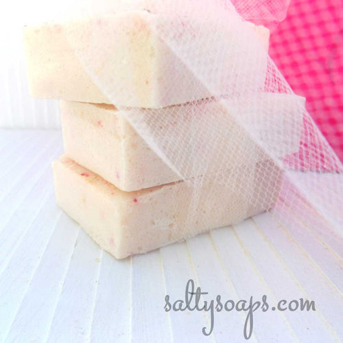 Pink Himalayan Crystal soap Gift set, set of 6 bars, gift set