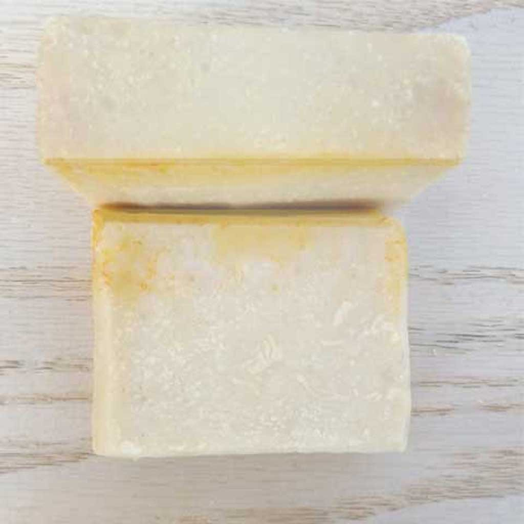 Natural handmade soap with Turmeric, Atlantic Citrus Bar