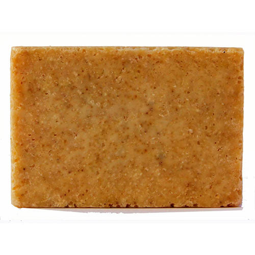 Eczema soap with Neem and Tea Tree Oil, the works bar