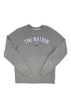 The Nation Crewneck (Grey)