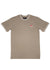 LoopBack Ribbed T (Sand)