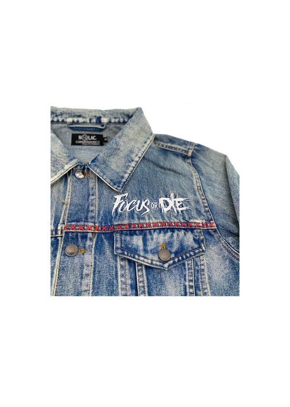 FoD Drip Denim Jacket