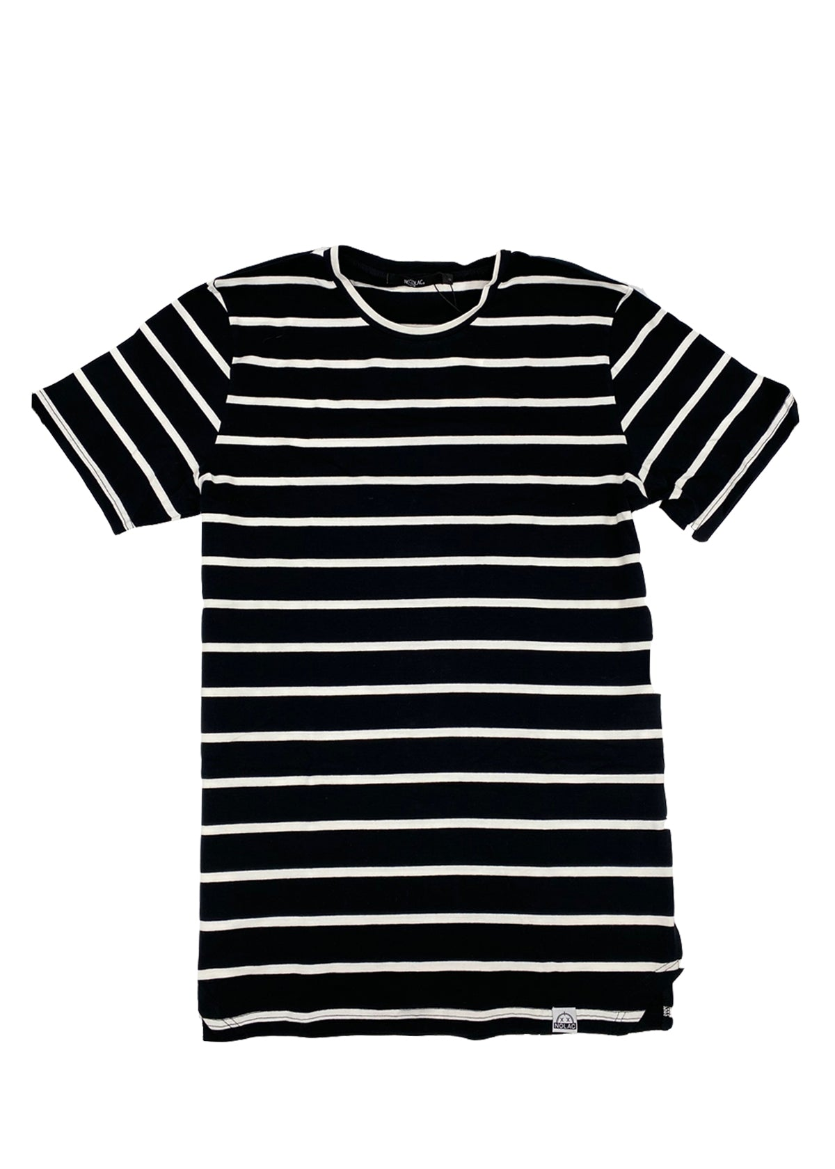 SS Fundamental T Shirt (White Stripe)