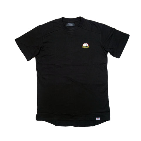 Traditional Sunrise T Shirt (Black)