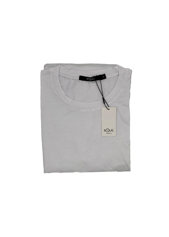 SS Fundamental T Shirt (White)