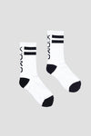 Köro Krew Socks White
