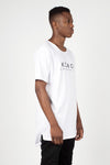 Köro Krew Tall Tee White