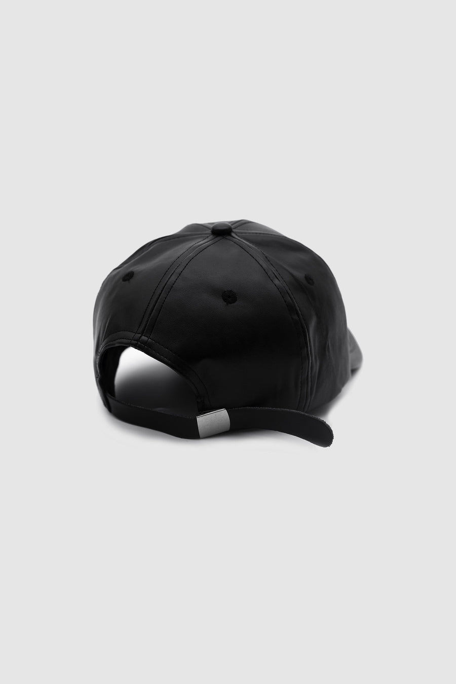 Luxe Leather Sports Cap