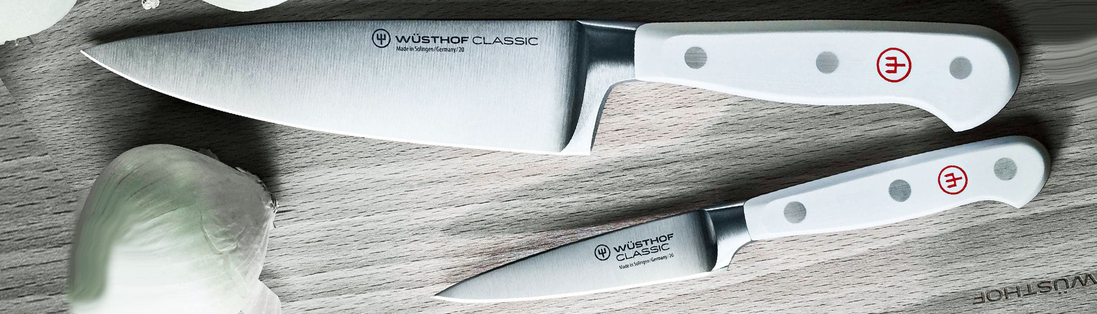 Wusthof Classic White Knives
