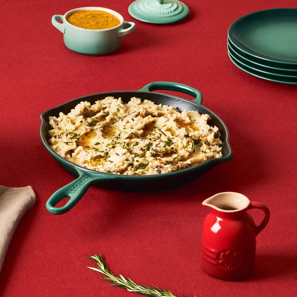 Le Creuset Cast Iron 10