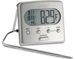 All Clad Stainless Digital Probe Thermometer - Kitchen Smart