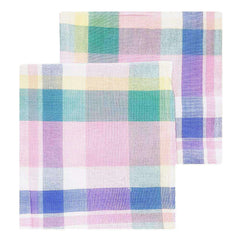 Linen - Lemontree Pink Countryware Casual Napkin - Set Of 4
