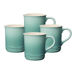Le Creuset Stoneware Mug - Set of 4 - Kitchen Smart