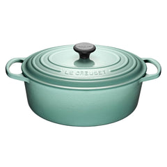 Le Creuset Cast Iron 6.5 Qt (6.3L) Oval French Oven - Kitchen Smart