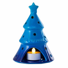Le Creuset Candle Light Christmas Tree - Blueberry - Kitchen Smart