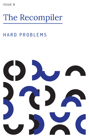 Issue 9: Hard problems