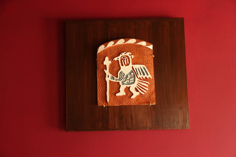 Wall Art - Low Relief - Shaman - Peru