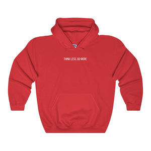 Unisex Must Have Think Less Do More Pullover