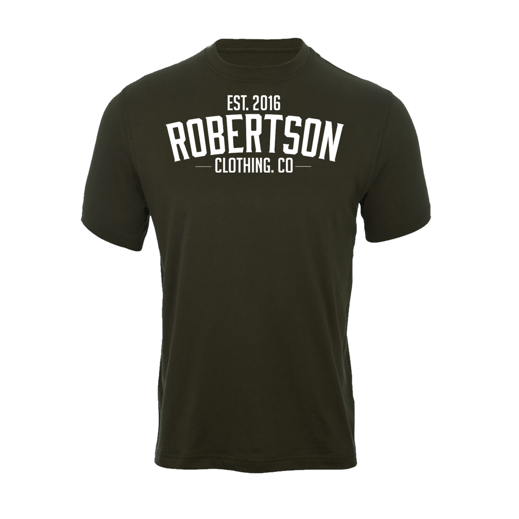 Elite RobertsonFilm Black Crew T-Shirt