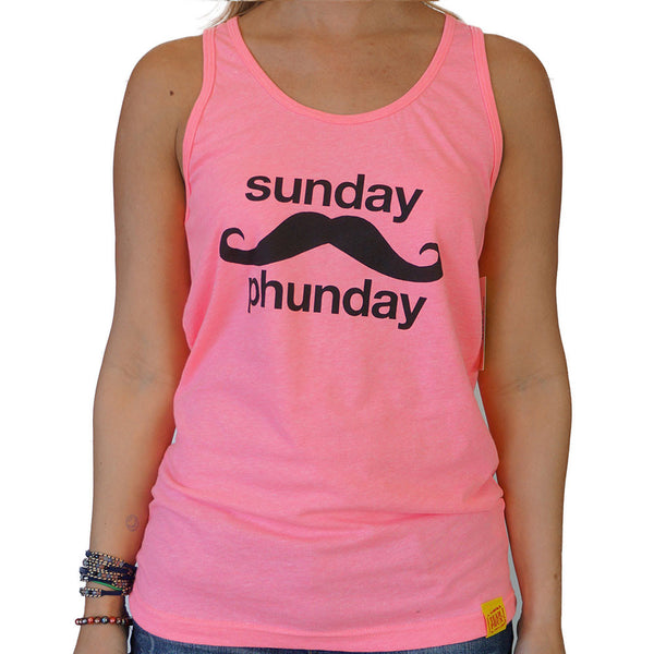 Sunday Phunday Funday Tank Top