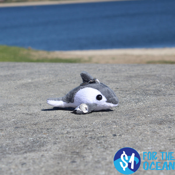 Shore Buddies Common Dolphin Keychain