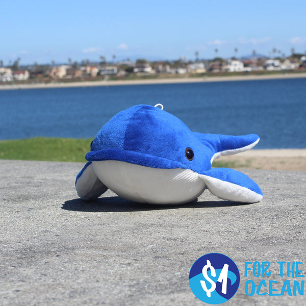 Shore Buddies Plush Whale 12""