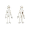 Alien Autopsy Stud Earrings