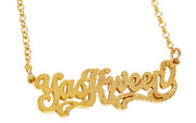 Yas Kween Necklace - SNASH JEWELRY