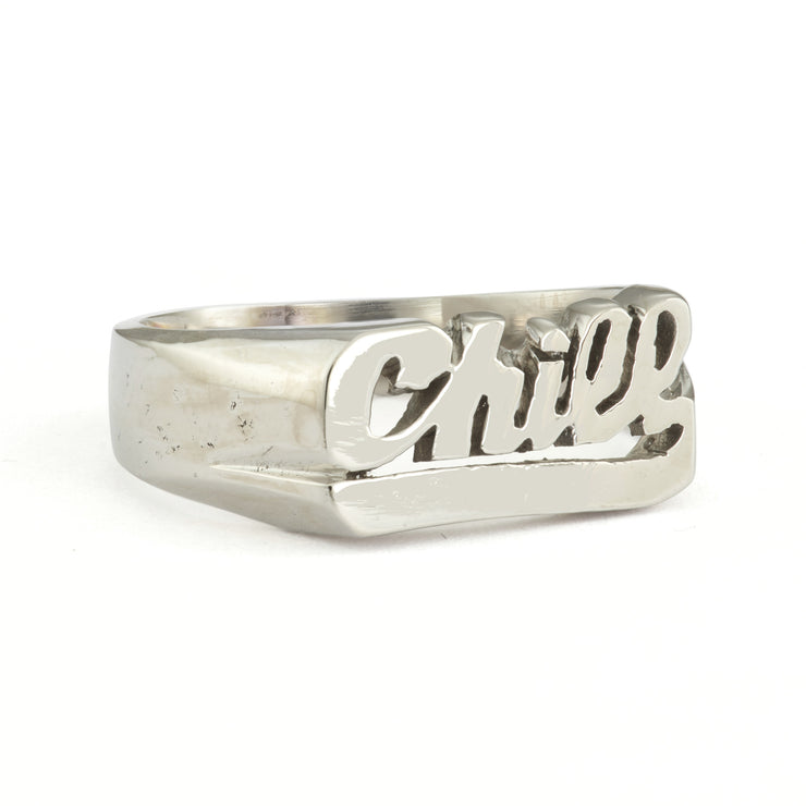 Chill Ring - SNASH JEWELRY