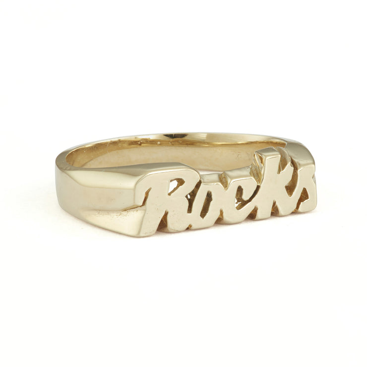 Rocks Ring - SNASH JEWELRY