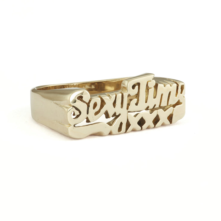 Sexytime Ring - SNASH JEWELRY