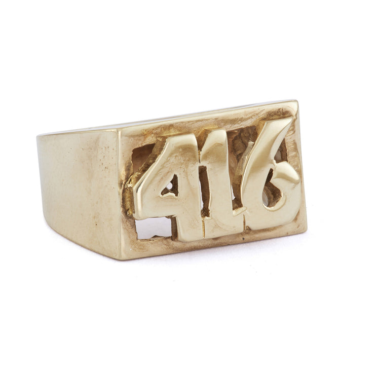 416 Ring - SNASH JEWELRY