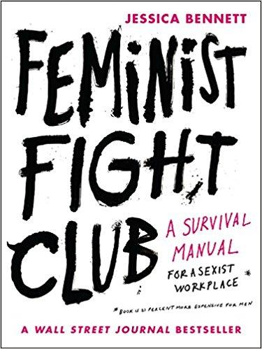 Feminist Fight Club - Author Signed Hardcover Book - SNASH JEWELRY