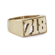 718 Ring - SNASH JEWELRY