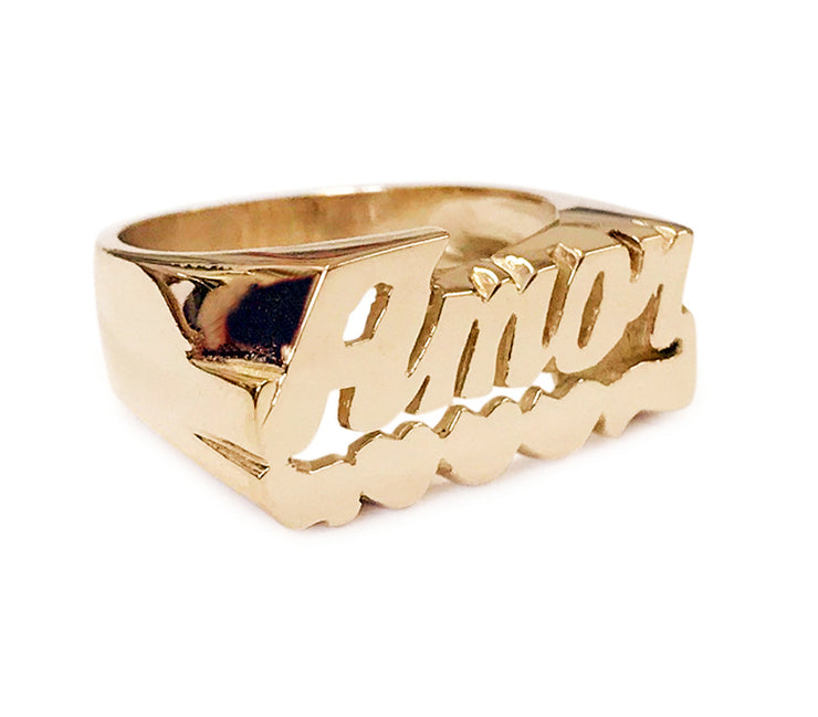 Amor Ring - SNASH JEWELRY