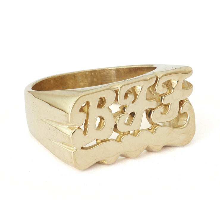 BFF 2 Ring - SNASH JEWELRY