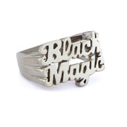 Black Magic Ring